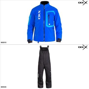 CKX Master Jacket/Pants Suit - XL