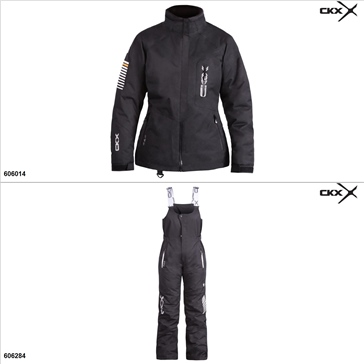 CKX Cozy Jacket/Pants Suit - L