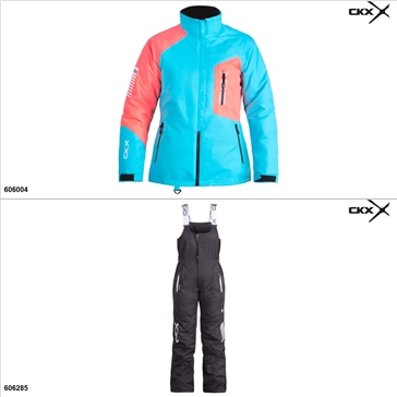 CKX Cozy Jacket/Pants Suit - L - XL