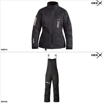 CKX Cozy Jacket/Pants Suit - XL - L
