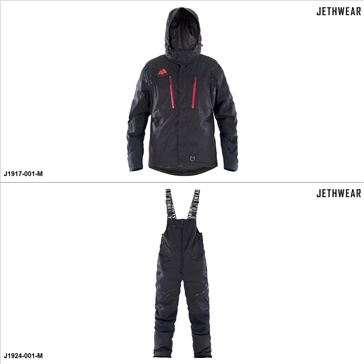 Jethwear Alaska Jacket/Pants Suit - M