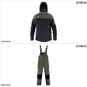 Jethwear Alaska Jacket/Pants Suit - M