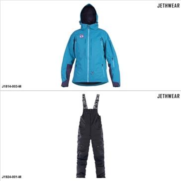 Jethwear Phase Kit de Manteau/pantalon - M
