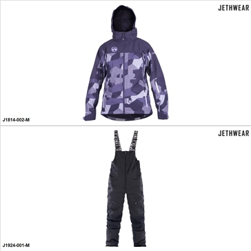 Jethwear Phase Jacket/Pants Suit - M