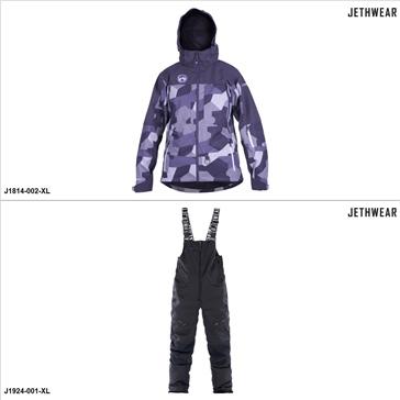 Jethwear Phase Jacket/Pants Suit - XL