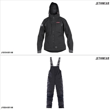 Jethwear The Burn/Alaska Jacket/Pants Suit - M