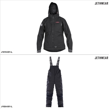 Jethwear The Burn Kit de Manteau/pantalon - G