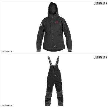 Jethwear The Burn/Pemby Jacket/Pants Suit - S - Men