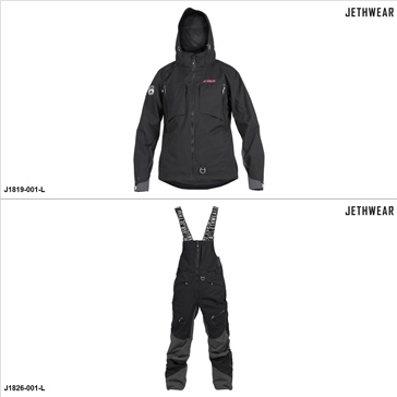 Jethwear The Burn/Pemby Jacket/Pants Suit - L