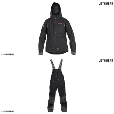 Jethwear The Burn/Pemby Jacket/Pants Suit - XL