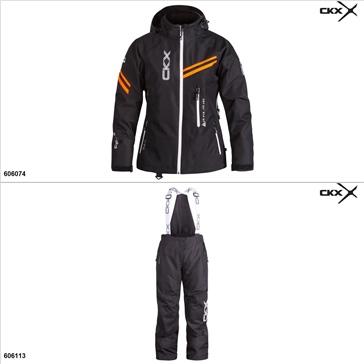 CKX Reach Jacket/Pants Suit - L, Women - M
