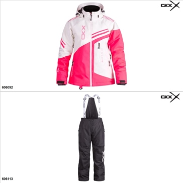 CKX Reach Jacket/Pants Suit - S, Women - M