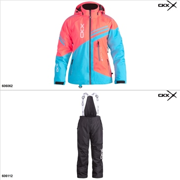 CKX Reach Jacket/Pants Suit - S