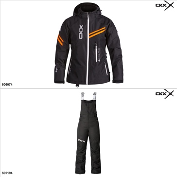 CKX Reach Jacket/Pants Suit - L