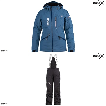 CKX Alaska Jacket/Pants Suit - L - Women
