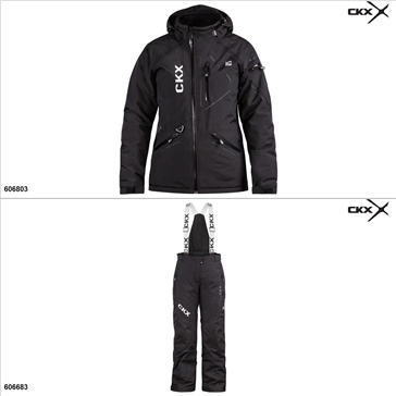 CKX Alaska Jacket/Pants Suit - M - Women