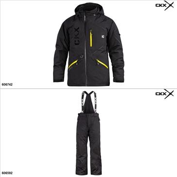 CKX Alaska Kit de Manteau/pantalon - P - Homme