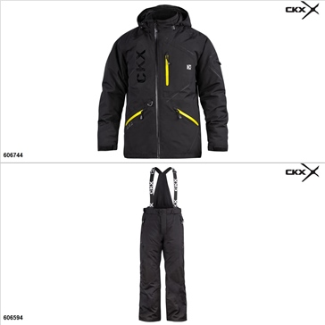 CKX Alaska Jacket/Pants Suit - L - Men