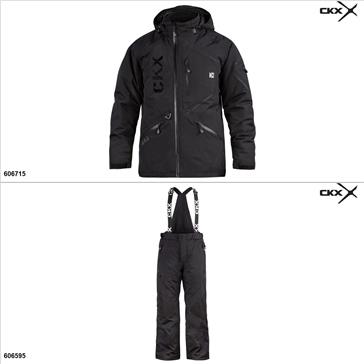 CKX Alaska Kit de Manteau/pantalon - TG - Homme