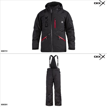 CKX Alaska Jacket/Pants Suit - XS - Men