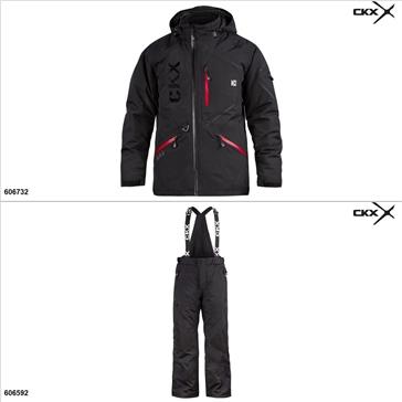 CKX Alaska Jacket/Pants Suit - S - Men