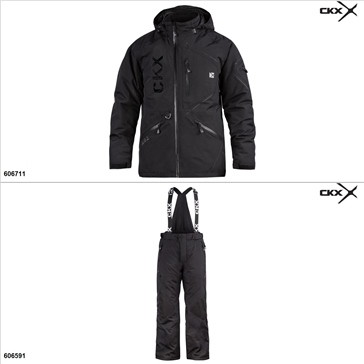 CKX Alaska Jacket/Pants Suit - XS - Men