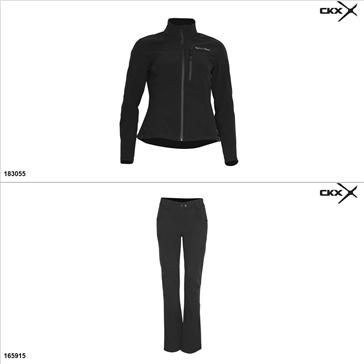 CKX Escape Jacket/Pants Suit - XL, Women - 14