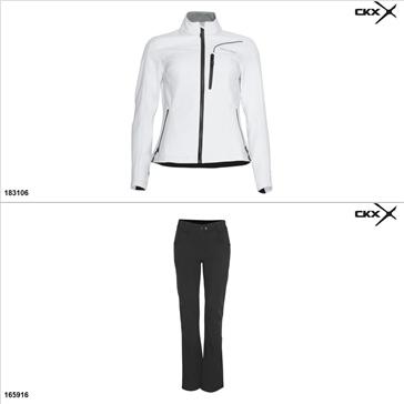 CKX Escape Jacket/Pants Suit - 2XL, Women - 16