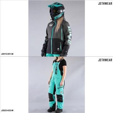 Jethwear Wallace/JW Jacket/Pants Suit - M - Women