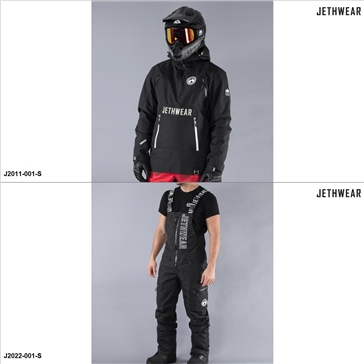 Jethwear Flight Anorak/Crest Jacket/Pants Suit - S - Men