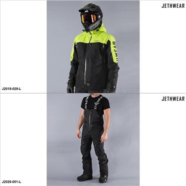 Jethwear The Burn/Pemby Jacket/Pants Suit - L - Men