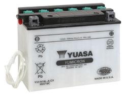 Yuasa Battery YuMicron Y50-N18L-A-CX
