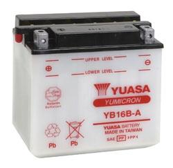 Yuasa Battery YuMicron YB16B-A