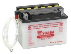 YUASA YuMicron Battery YB4L-A
