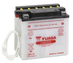 Batterie YuMicron YUASA