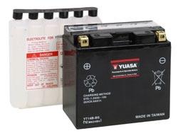 Yuasa Battery Maintenance Free AGM YT14B-BS